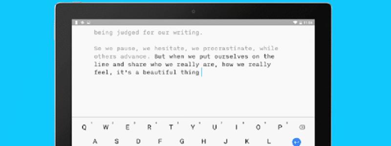 ia writer 1