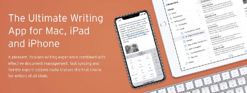 Ulysses App Mac Escribir libro