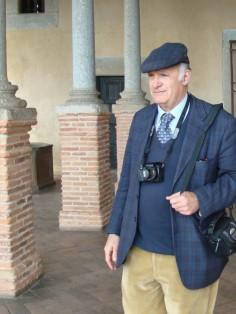 Entrevistamos a Rafael Cómes, autor de El color de Sevilla