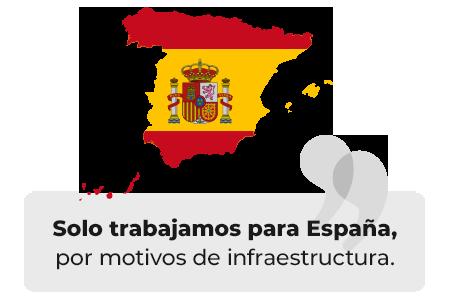 infraestructura espana