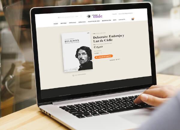 Tu libro en nuestra tienda online | ediciones ende