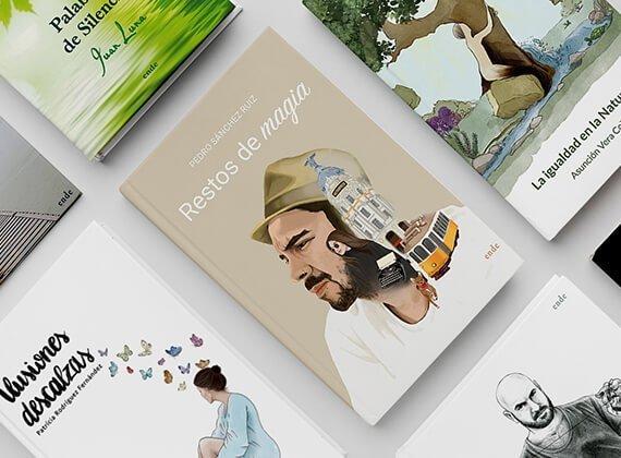 ediciones ende publicamos tu libro
