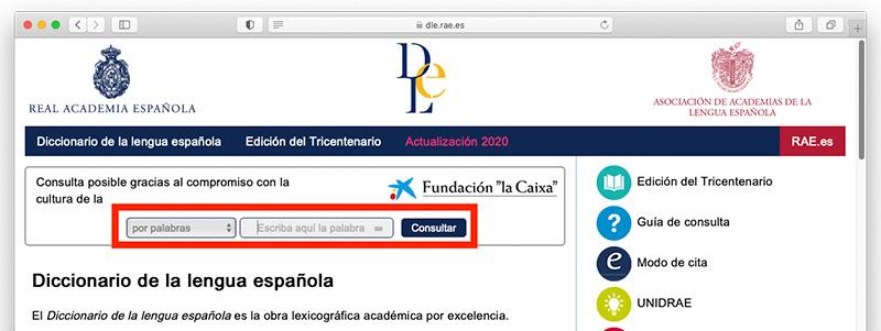 Diccionario lengua española | ediciones ende